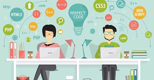 Je serai votre guide et aide dans l'apprentissage du développement Web...